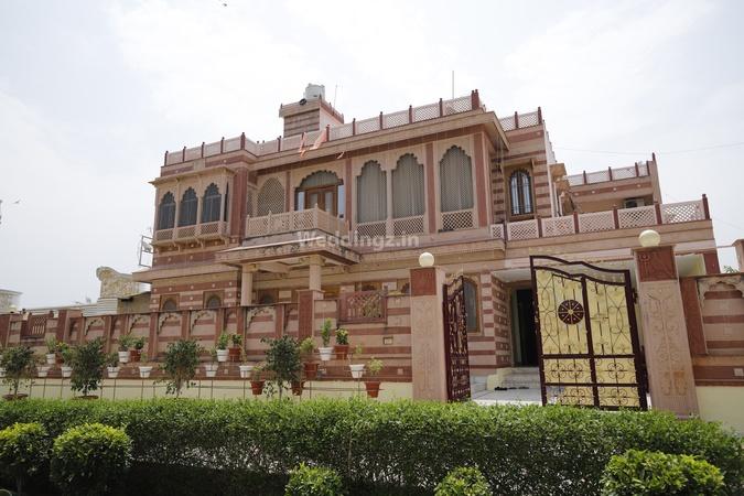 Raj Aangan Resort Mansarovar Jaipur - Banquet Hall