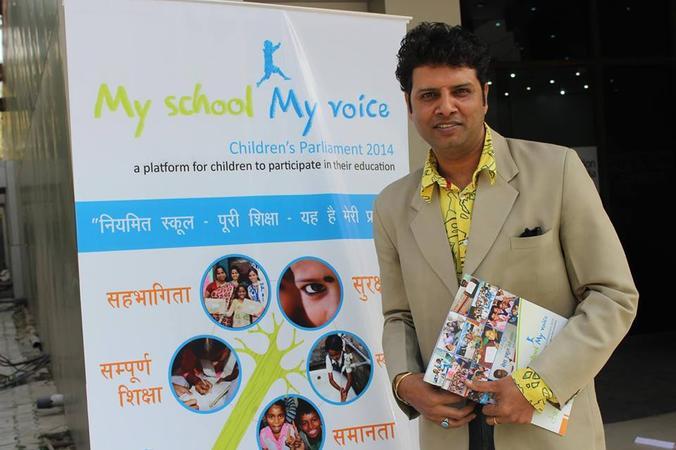 Manish Azad    Mumbai   Anchor Mc