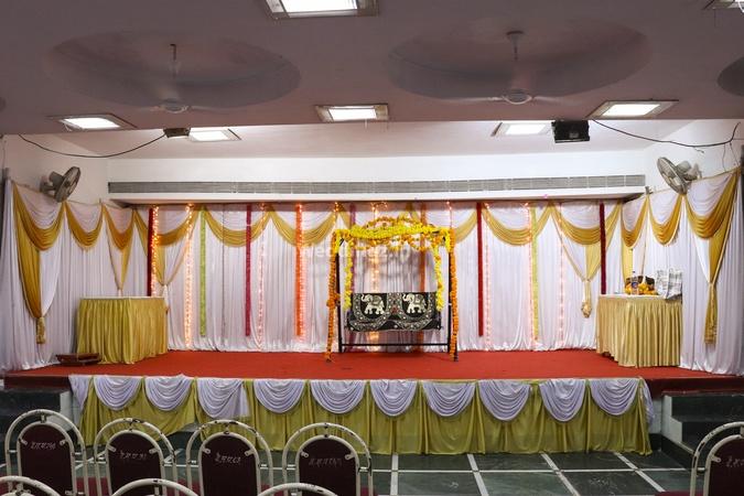Daivadnya Bhavan Hall Vashi Mumbai - Banquet Hall