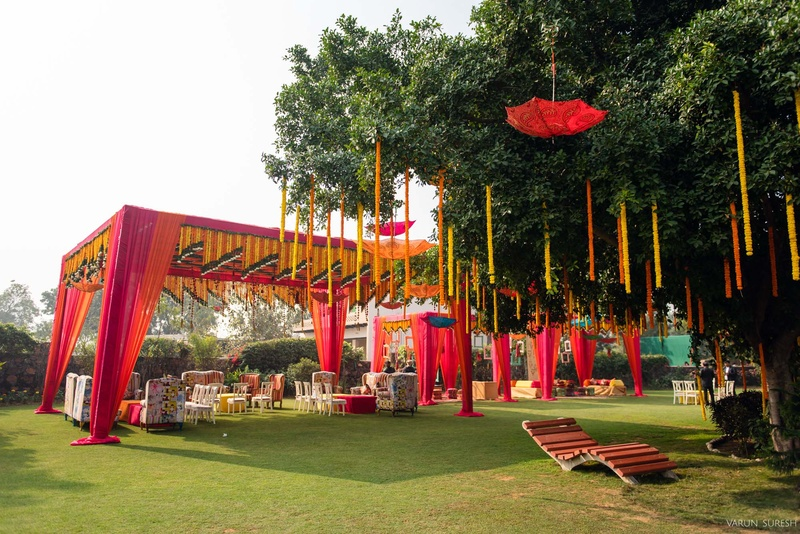 Outdoor Wedding Venues in Mumbai