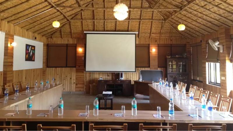 Iris Resort Ramnagar Jim Corbett - Banquet Hall