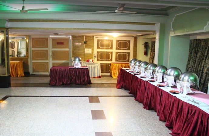 Hotel Samrat International Anandpuri Patna - Banquet Hall