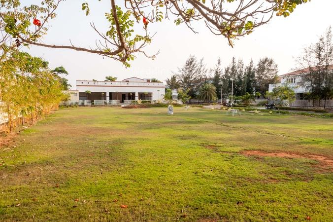 Lush Garden Resort Thiruvidandhai Chennai - Banquet Hall