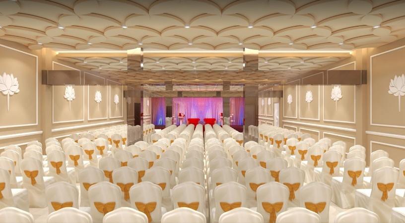 Atarah Banquets Vikhroli Mumbai - Banquet Hall