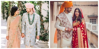 7 Sabyasachi Brides who Chose Sarees Over Lehengas for Their Wedding