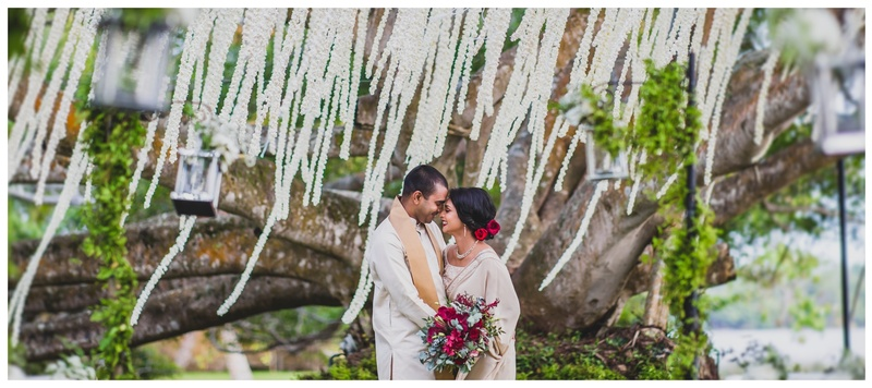 Revantha & Maya Mumbai : This couple hosted their wedding amidst nature and the result is complete #decorgoals!