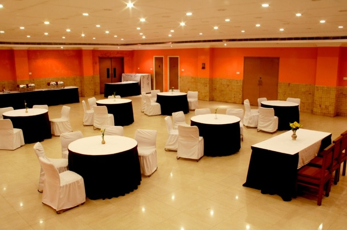 The Presidency Nayapalli Bhubaneswar - Banquet Hall
