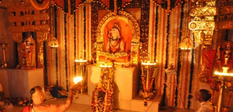 4. Chinmaya Ashram Temple, Mumbai