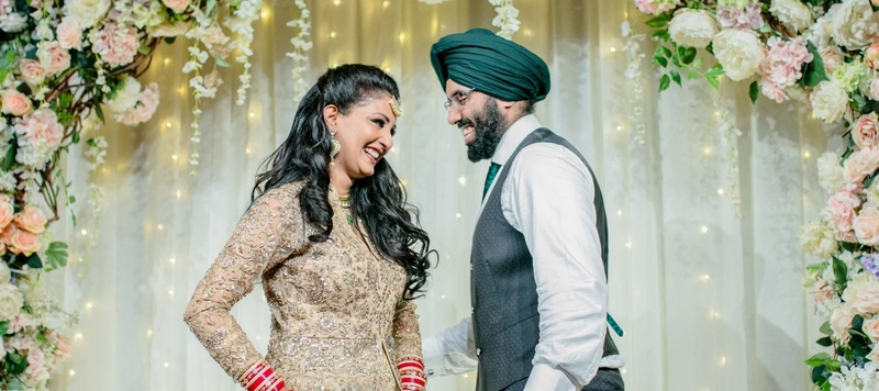 Gurmit & Heena Happy Valley : A Sikh wedding and a Sindhi wedding for this gorgeous couple!