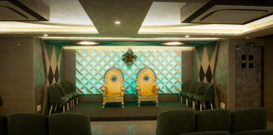 Taste City Restaurant And Banquet Sola Ahmedabad - Banquet Hall