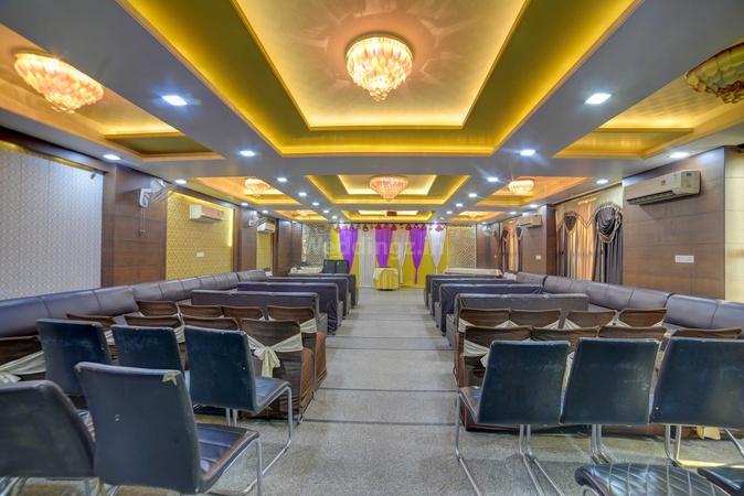 Hotel Aashadeep Khandari Agra - Banquet Hall
