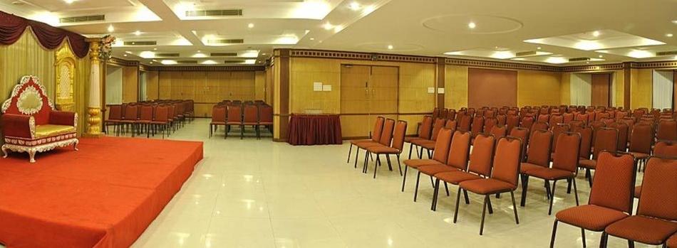 Hotel Grand Palace Chromepet Chennai - Banquet Hall