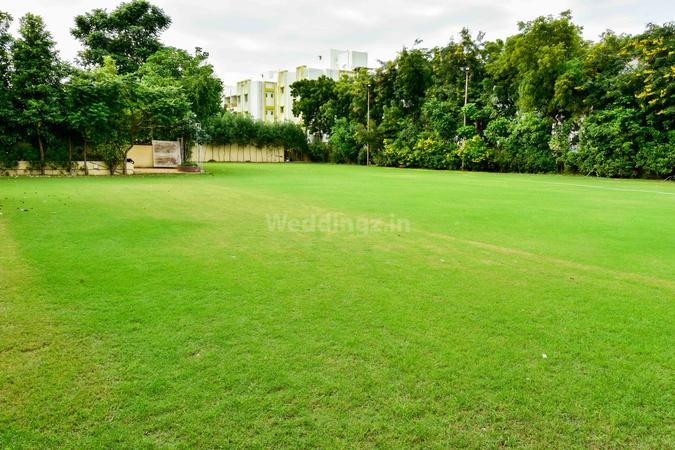Vanashree Restaurant And Party Plot Ambli Ahmedabad - Wedding Lawn