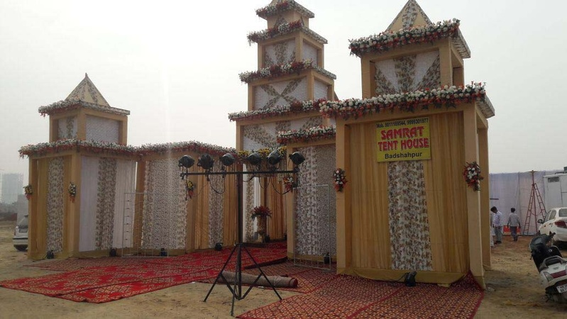Chinar Garden Sohna Road Delhi - Wedding Lawn