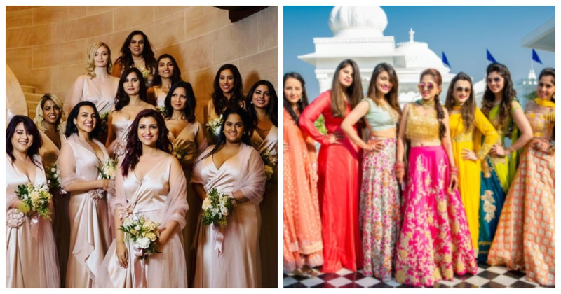 Here is a list of our beloved 2018 bridesmaids! #Wz2018Rewind