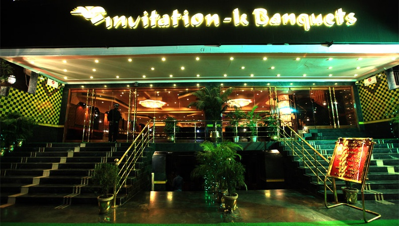 Invitation k banquets kirti nagar delhi banquet hall weddingz invitation k banquets stopboris Choice Image