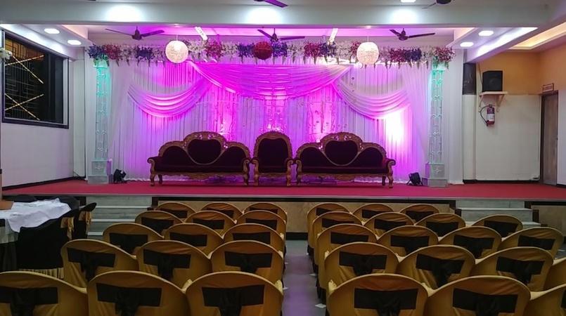 Zam Zam Shadi Hall Jahangirabad Bhopal - Banquet Hall