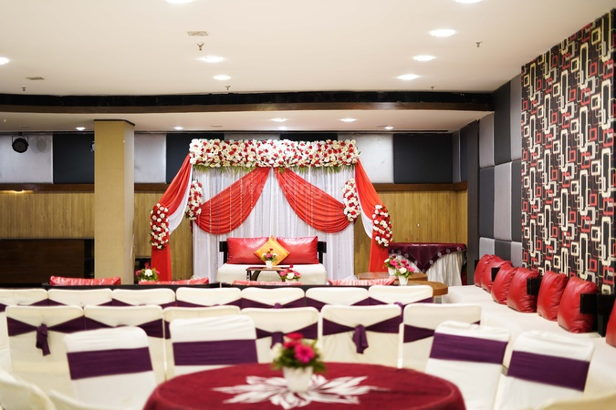 Hotel The Tulip Sector-43 Chandigarh - Banquet Hall