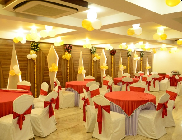 The Ved Mantra Hotel Lashkar Gwalior - Banquet Hall