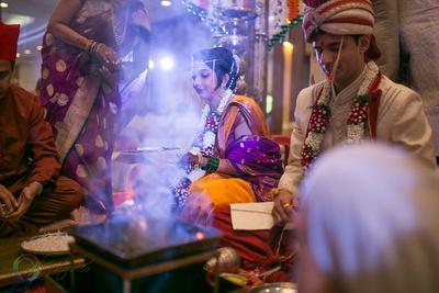 Maharashtrian wedding ceremonies