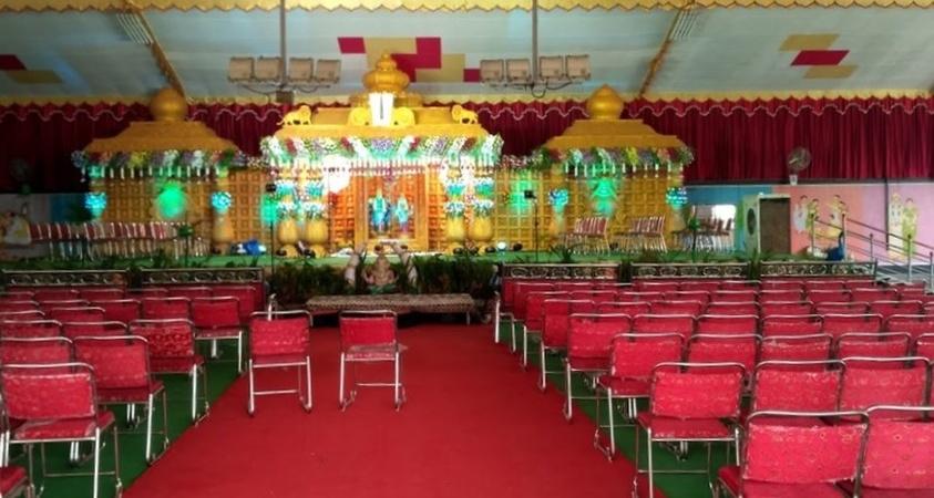 Edulakanti Ram Reddy Gardens Vanasthalipuram Hyderabad - Wedding Lawn