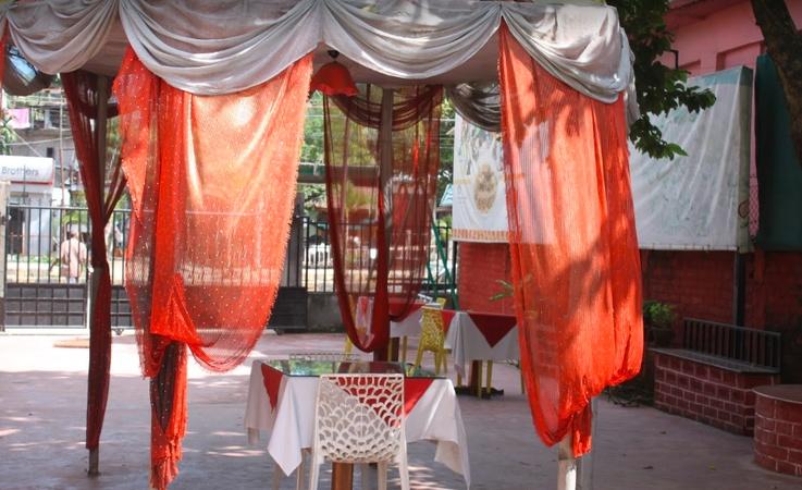 Slice Of Heaven Zoo Road Guwahati - Wedding Lawn