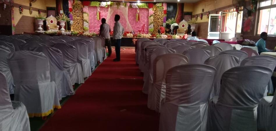 Amantran Banquet Hall Harmu Ranchi - Banquet Hall