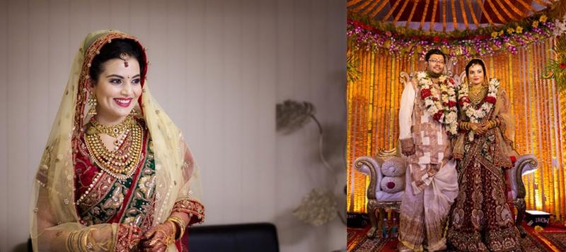 Arka & Jaya Mumbai : An Exquisite Bengali Wedding Ceremony with Gorgeous Decor