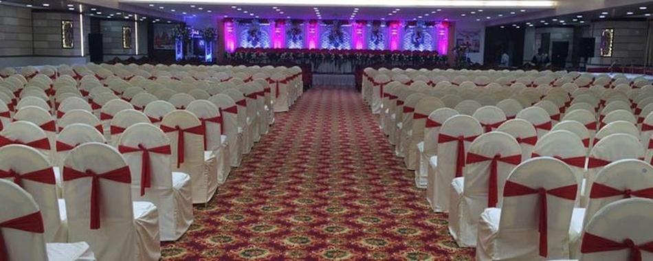 B.K. Satra Banquets Airoli Mumbai - Banquet Hall