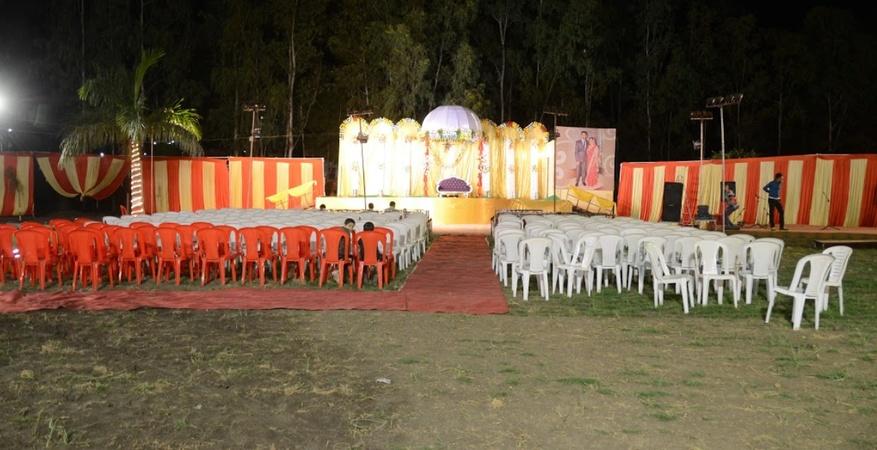 Aditya Shree Garden Indore - Bhopal Road Bhopal - Banquet Hall