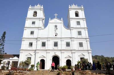 Our Lady of Good hope Church, Goa
