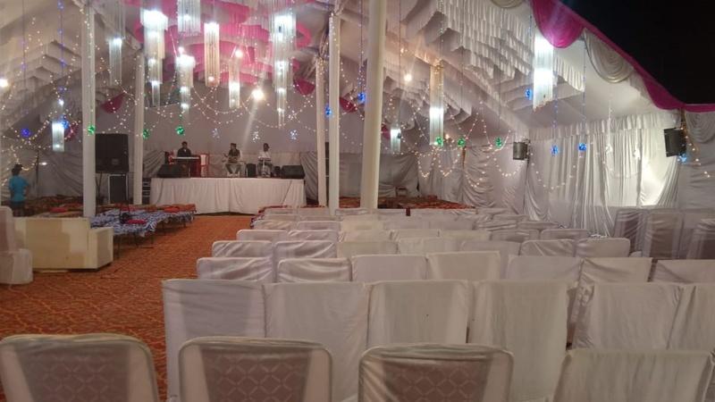 Shri Ganesh Lawn Jankipuram Lucknow - Banquet Hall