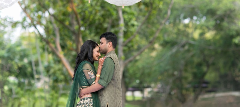 Anay & Alysha Pattaya : Charismatic Hindu Wedding Held In Thailand with an Array of Designer Outfits