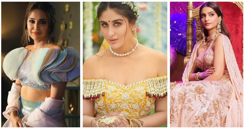 Veeres' outfit details from their 3 main wedding functions decoded! # VeereDiWedding
