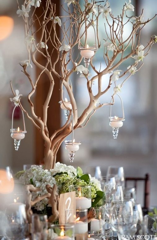 Wedding Table Centerpieces.Wedding Centerpieces To Add That Extra Oomph To Your Wedding Table