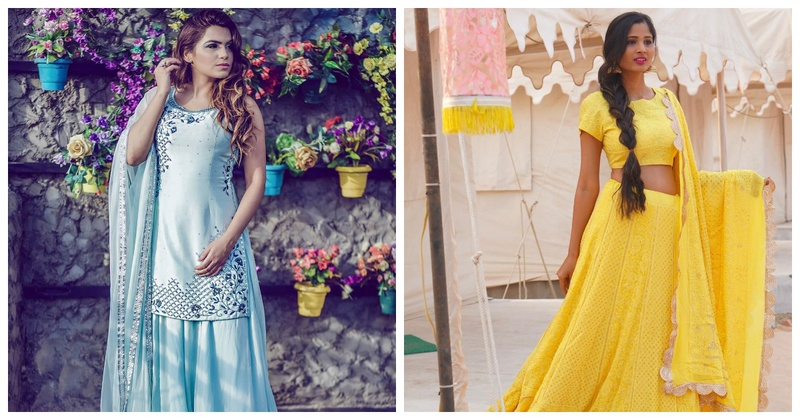 5 Stores You Can Approach to Rent Clothes for an Indian Wedding