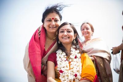Traditional Bengali wedding ceremonies