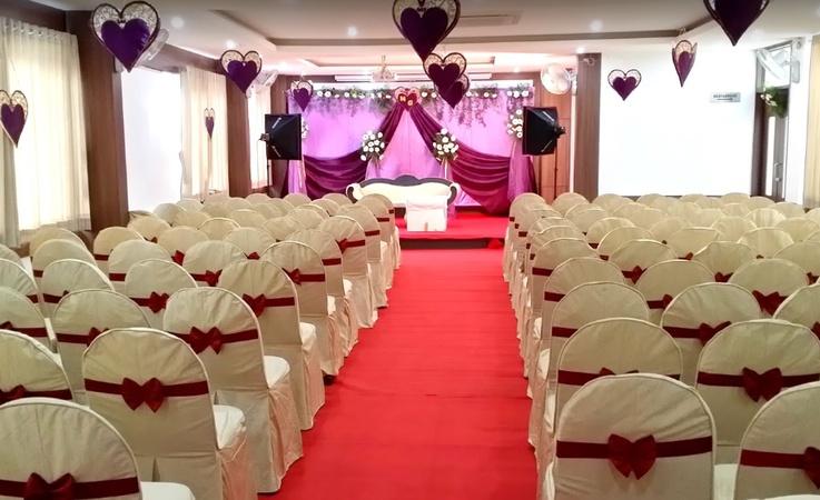 Hotel Apple Park Ram Nagar Coimbatore - Banquet Hall