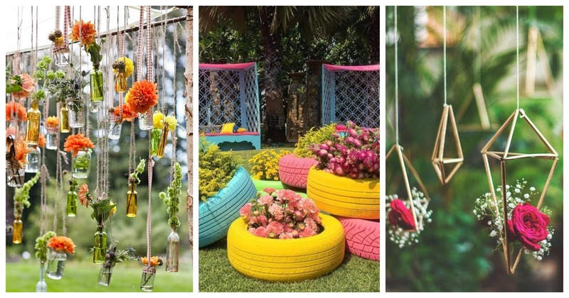 10 super-fun, pretty and quirky mehendi decor elements that will make your mehendi ceremony stand out!