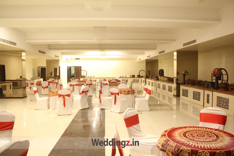 Wedding Hall Ceremony