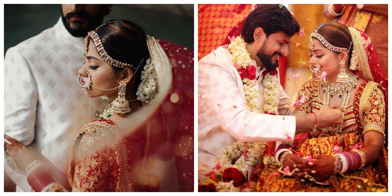 Kavya D'souza the famous fashion blogger, got hitched to her longtime boyfriend Anish and you've got to check out all the pictures!