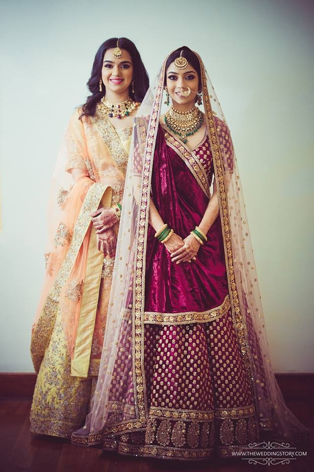 5be202a158b 15 Stunning Indian Wedding Dresses for Bride s Sister! - Blog