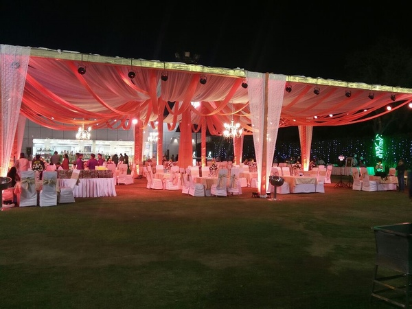 Central Park Banquet And Garden Sector 12 Faridabad - Wedding Lawn