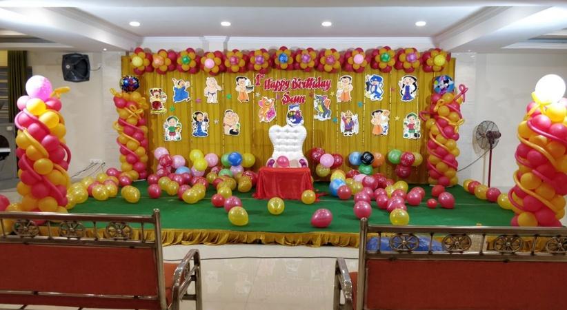 Sai Nimantran Function Hall Malkajgiri Hyderabad - Banquet Hall