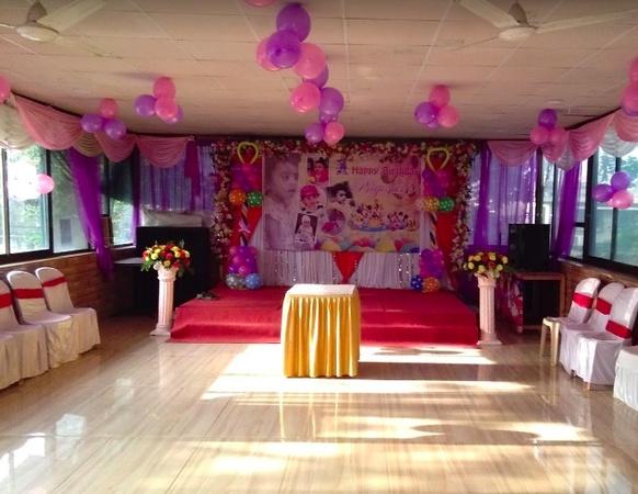 Blue Heaven Restaurant and Hall Malad West Mumbai - Banquet Hall