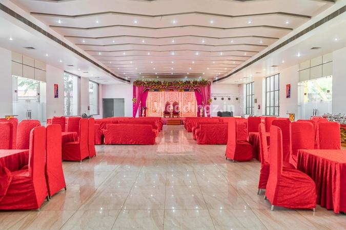 N R Grand Farm House Sadiqpur Ghaziabad - Banquet Hall