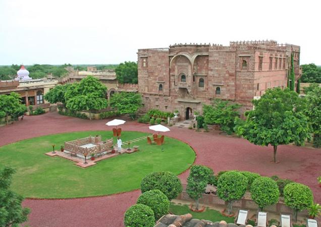 Fort Chanwa Airport road Jodhpur - Wedding Lawn