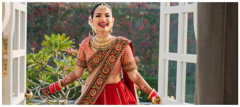Soham & Saachi Chandigarh : A majestic wedding in Chandigarh where the beautiful bride floored us with her outfits!