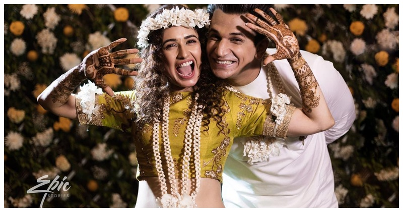 Everything that went inside Prince Narula and Yuvika Chaudhary's Mehendi and Engagement ceremony!