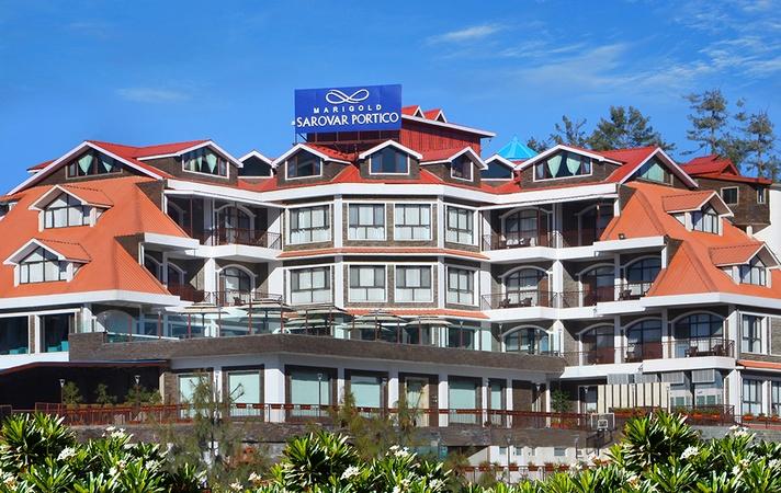 Marigold Sarovar Portico Shimla Shimla - Banquet Hall